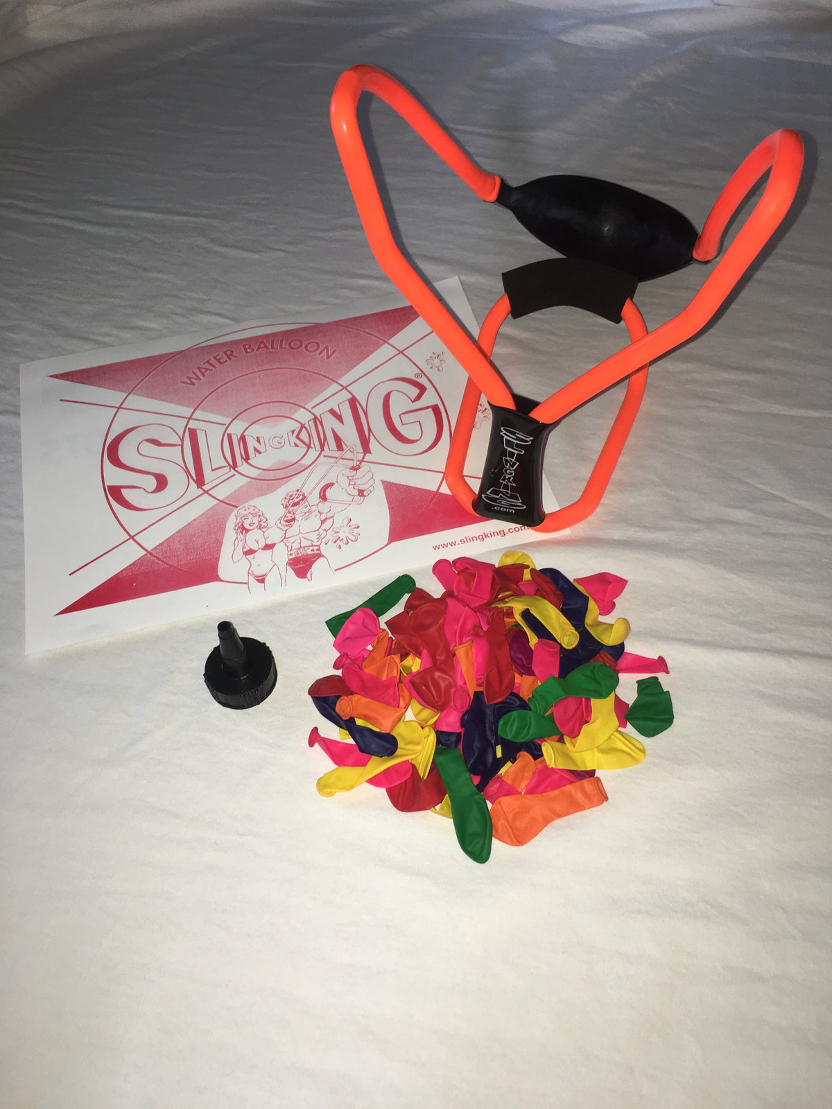 SlingKing Original Patented 1 person slingshot