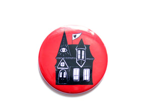 House Magnet / Red