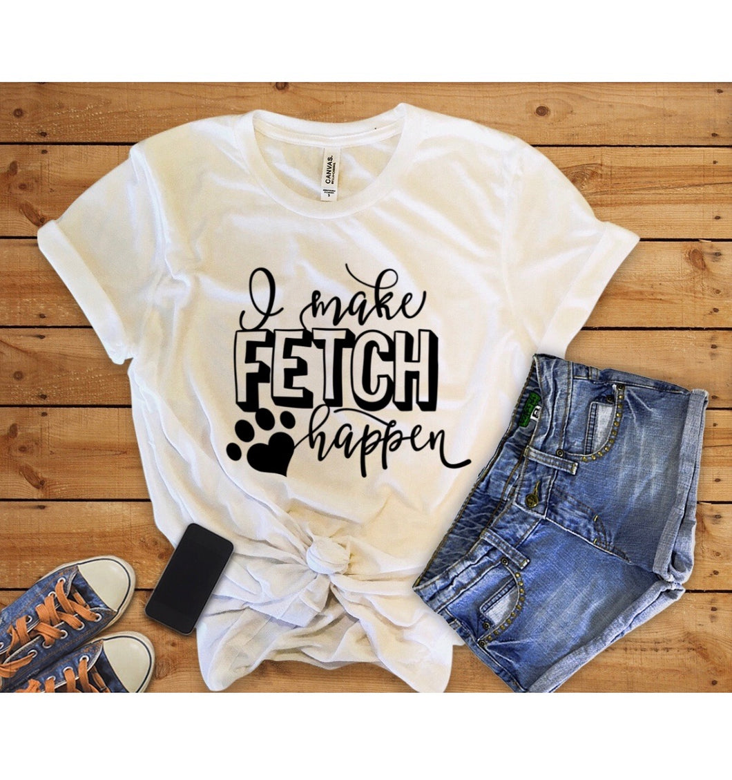I make fetch happen mean girls dog lover dog mom gift present