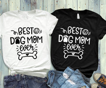 Best Dog Mom Ever Short-Sleeve Unisex T-Shirt