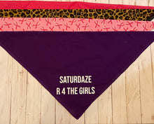 Saturdaze R 4 The Girls Dog Bandana