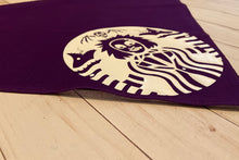Beetlejuice coffee design bandana (more colors available)