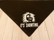 """It's Showtime"" Beetlejuice bandana (more colors available)"