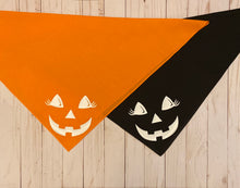 Jack O Lantern bandana (more colors available)