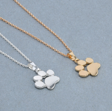 Doggy Paw necklace