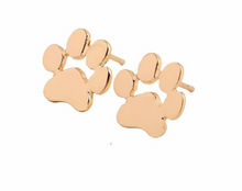 Puppy Paw Earrings