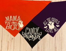 Mama Is My Boo Halloween Bandana (more colors available)