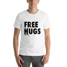 FREE HUGS (for dogs) Short-Sleeve Unisex T-Shirt