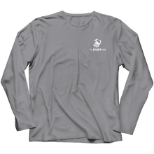 English Mastiff Long Sleeve tee