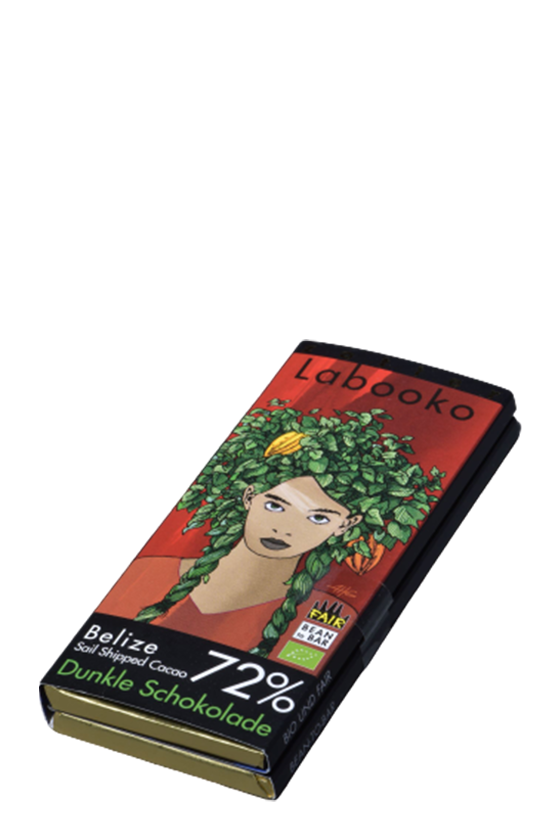Zotter Labooko chocolate 72