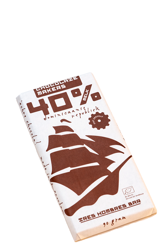Tres Hombres chocolate 40%
