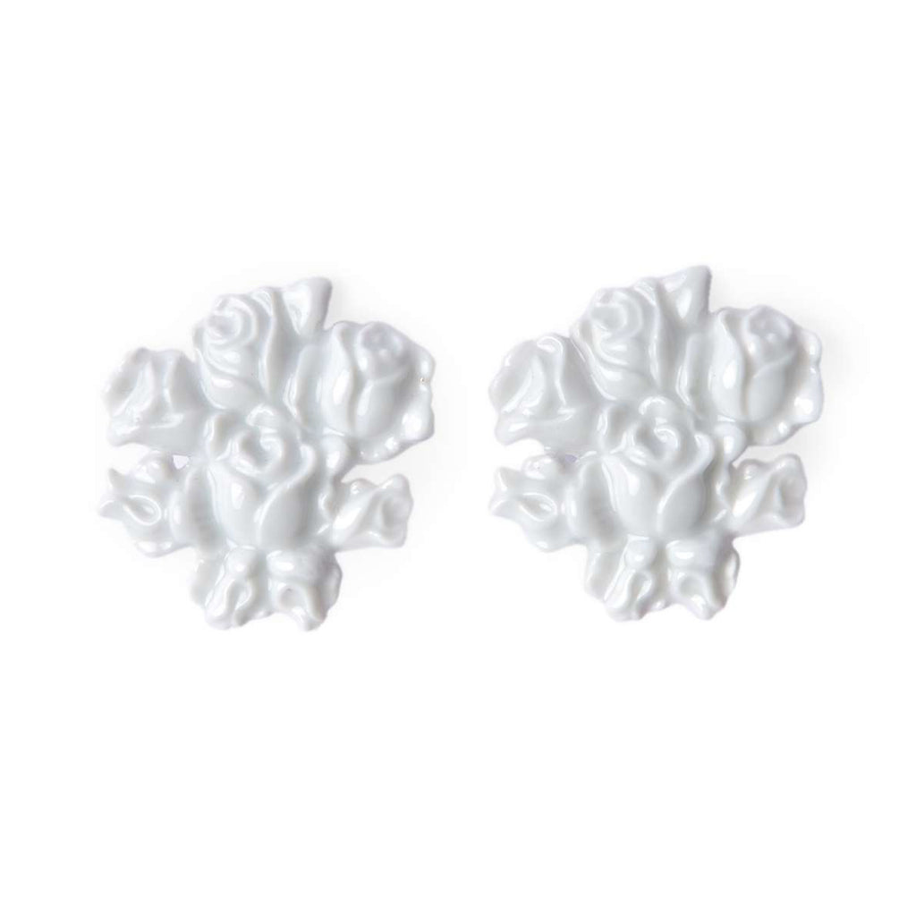 Pure Baroque Roses Earrings