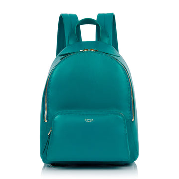 EMMA BACKPACK EMERALD BLUE