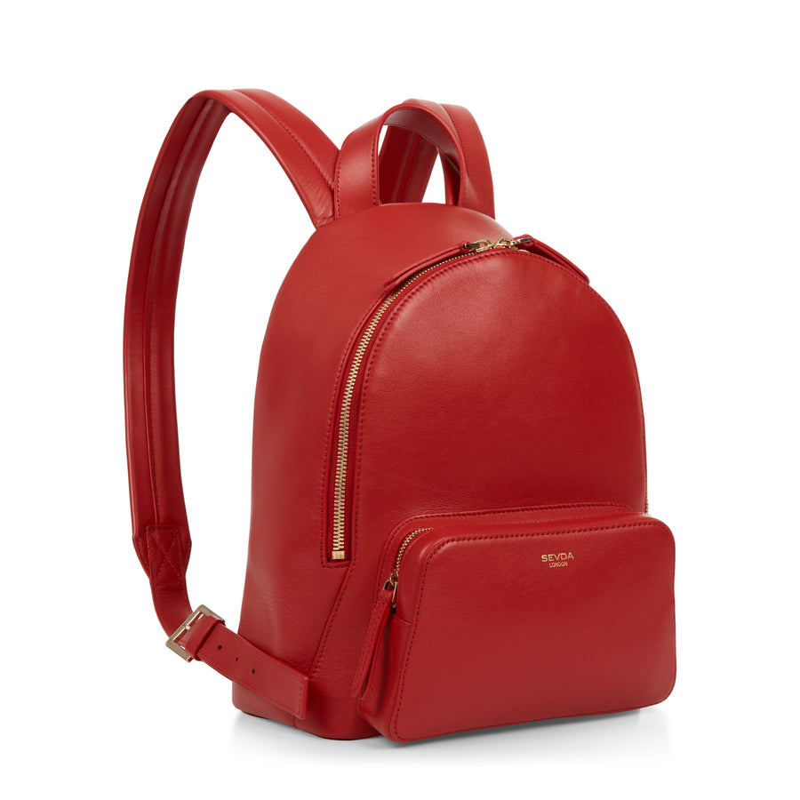 EMMA BACKPACK RED