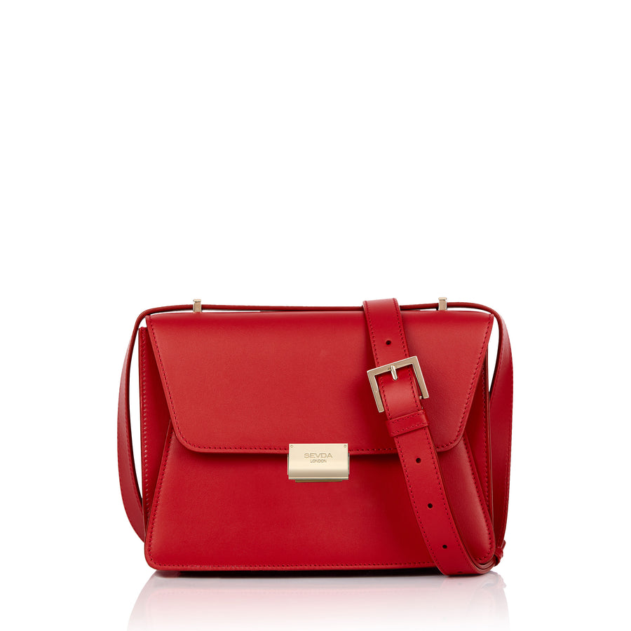 KATE SHOULDER BAG RED CHERRY
