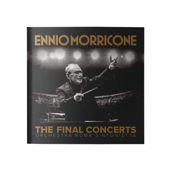 Ennio Morricone - The Final Concerts Tour Programme