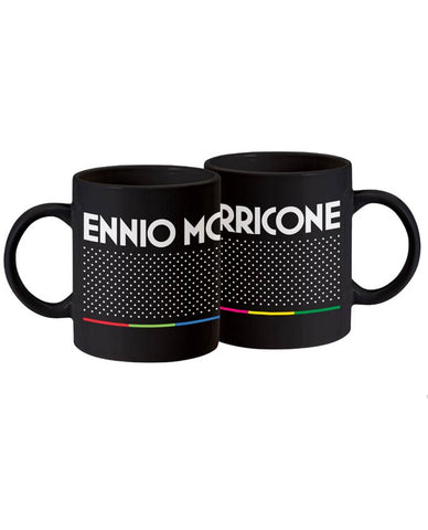 Ennio Morricone - My Life In Music Mug (Black)