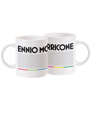 Ennio Morricone - My Life In Music Mug (White)