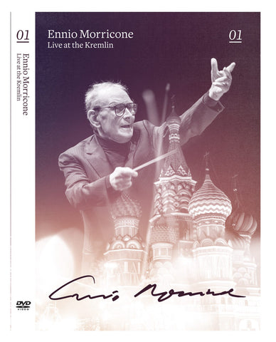Ennio Morricone - Live At The Kremlin DVD