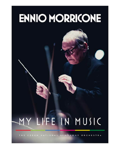 Ennio Morricone - Photo Poster