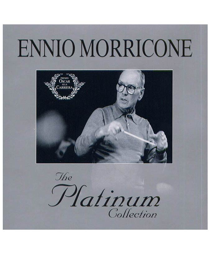 Ennio Morricone - The Platinum Collection CD