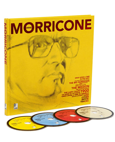 Ennio Morricone - Themes for Cinema E.A.R book