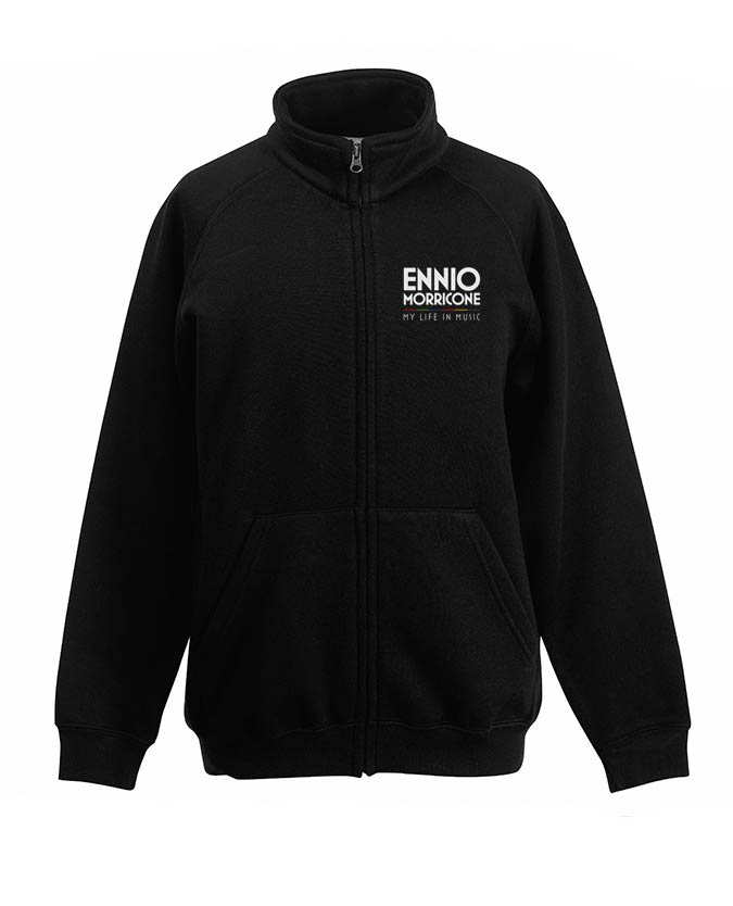 Ennio Morricone - My Life In Music Sweat Jacket