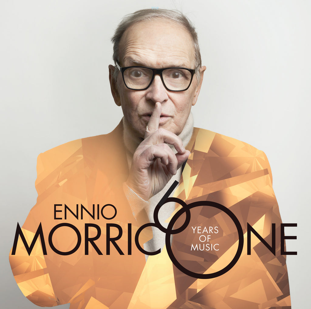 Ennio Morricone ‎– 60 Years Of Music (Deluxe Edition) CD + DVD