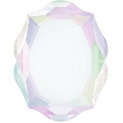 4142 Swarovski Baroque Mirror Fancy Stones