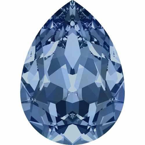 4320 Swarovski Pear Fancy Stones, Montana (207)