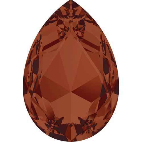 4327 Swarovski Large Pear Fancy Stones
