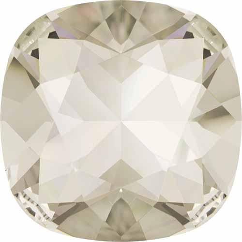 4470 Swarovski Cushion Fancy Stones, Crystal Silver Night (001 SINI)