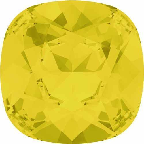 4470 Swarovski Cushion Fancy Stones, Yellow Opal (231)