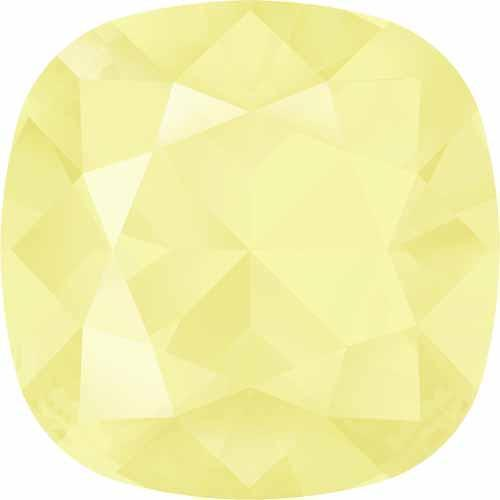 4470 Swarovski Cushion Fancy Stones, Crystal Powder Yellow (001 L101)