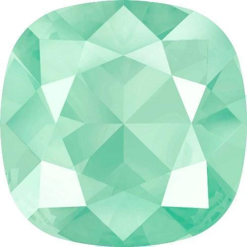 4470 Swarovski Cushion Fancy Stones, Crystal Mint Green Unfoiled (001 L115S)