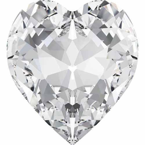 4831 Swarovski Antique Heart Fancy Stones