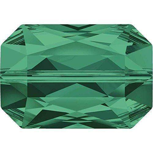5515 Swarovski Beads, Emerald Cut