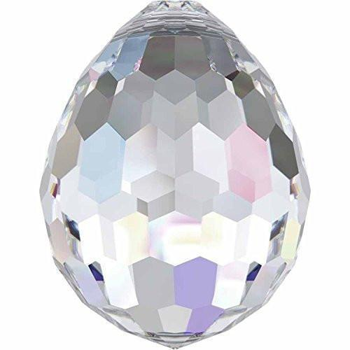 6002 Swarovski Disco Ball Pendants