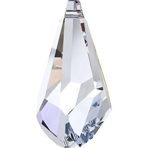 6015 Swarovski Polygon Drop Pendants