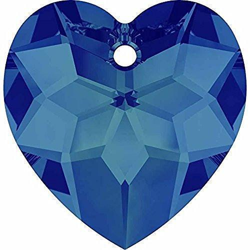 6215 Swarovski Heart Pendants