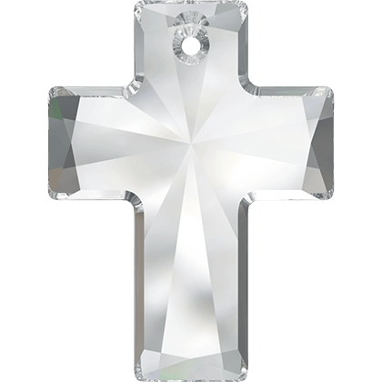 6864 Swarovski Cross Pendants