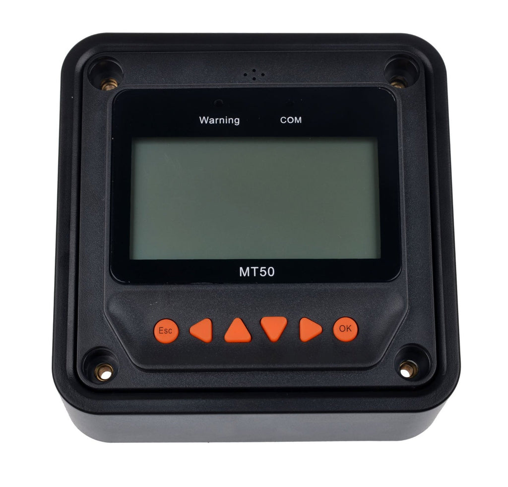 MT-50 Remote Meter LCD Display Suitable for Tracer BN Series MPPT Charge Controller