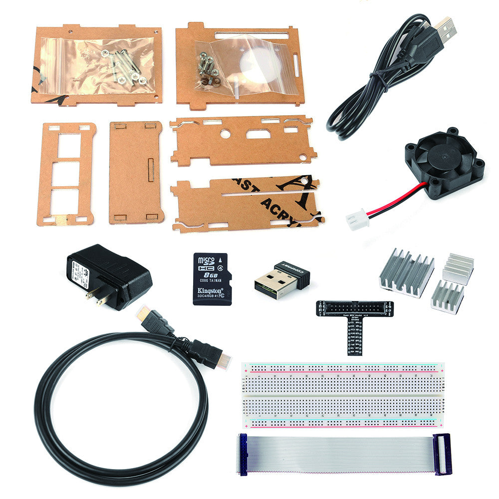 Raspberry Pi 2/3 Accessory Kit