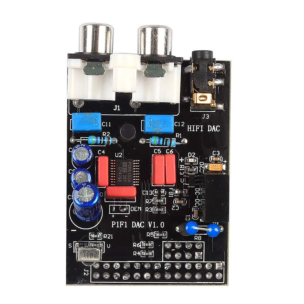 SainSmart HIFI DAC Audio Sound Card Module I2S interface for
