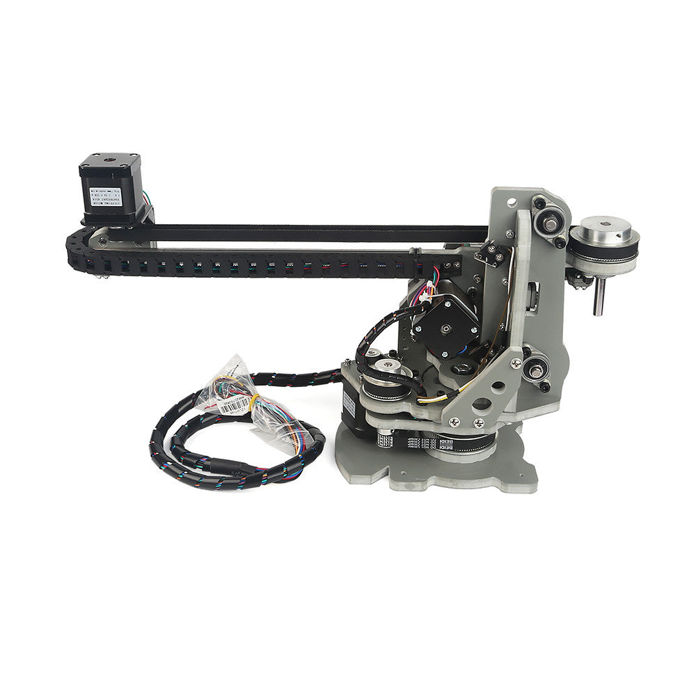 4-Axis Desktop Robotic Arm with NEMA-17 Stepper Motors