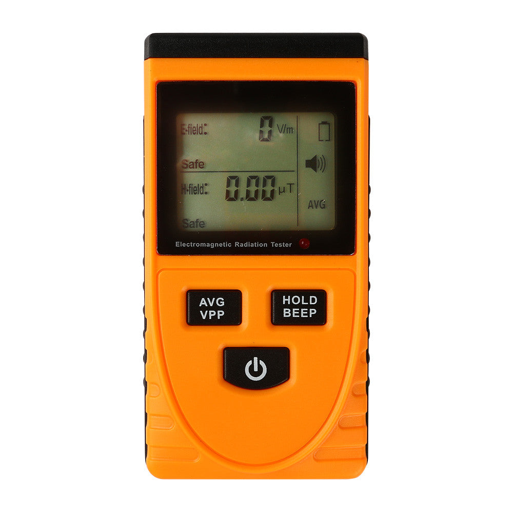 SainSmart Digital Electromagnetic Radiation Detector Meter Dosimeter LCD Display