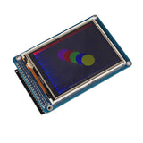 "SainSmart 3.2"" TFT LCD Display+TFT LCD Adjustable Shield For Arduino Due Plug"