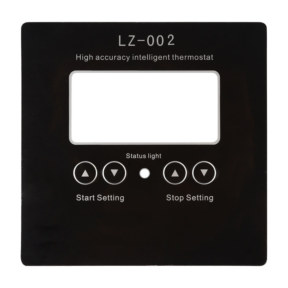 SainSmart DIY LZ-002 Digital Temperature Mircomputer Thermostat Controller Celsius Switch 12V