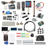 UNO R3 Ultimate Starter Kit RFID Master with Motor Relay LCD Servo