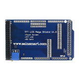 TFT LCD Adjustable Shield for Arduino Mega2560